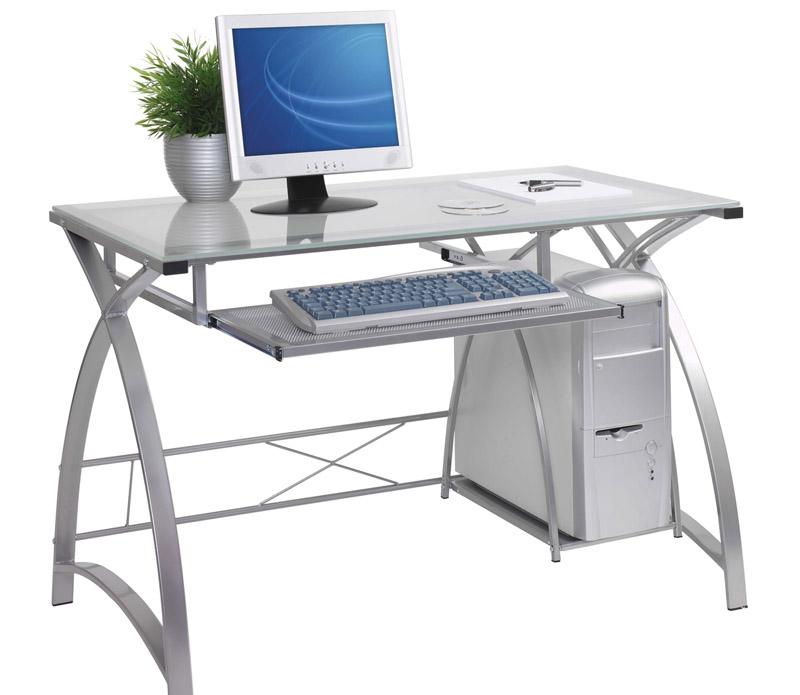 Популярный сегодня компьютерный столы в стиле хай-тек