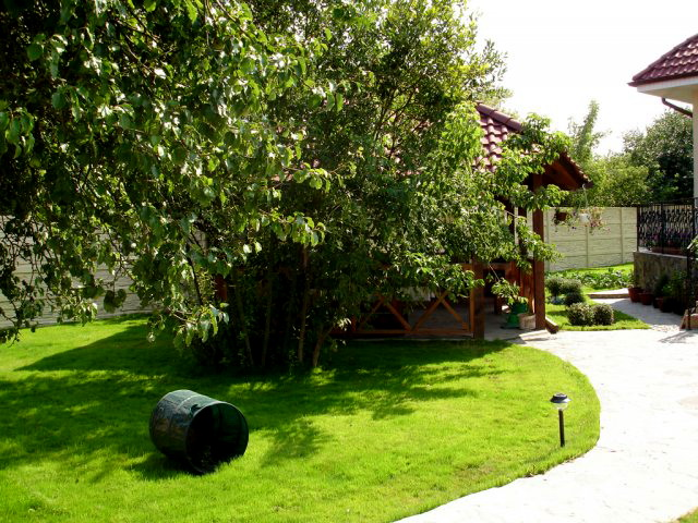 Обустройство ландшафтного сада