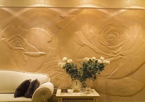 Декор стен своими руками фото 5