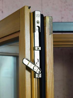 Фурнитура для деревянного окна