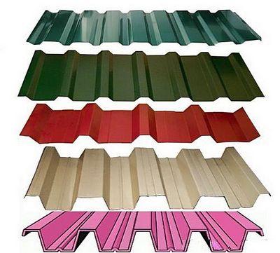 Какой профнастил использовать для крыши - полезные рекомендации