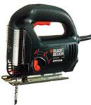 Электролобзик Black&Decker KS 656 PE