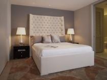 Оформление спальни 12 метров, дизайн-фото интерьеров спален 10 м2, 11, 13 метров, советы по планировке, выбору мебели, штор, цвета отделки, а также стиля