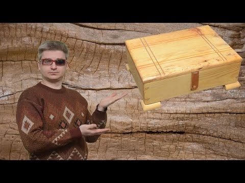 Ящик для инструмента своими руками видео