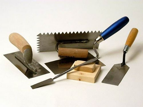 Инструменты для штукатурных работ и их назначение презентация