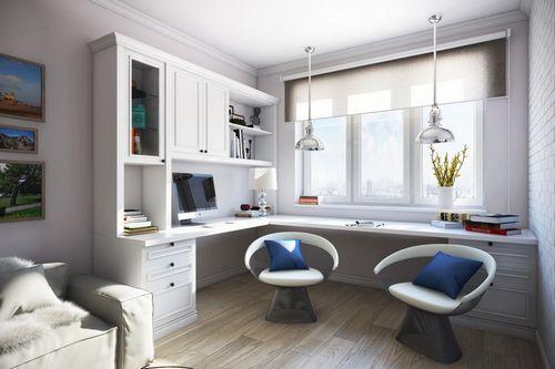 Стол-подоконник (47 фото): в комнате подростка вдоль окна, встроенный стол вместо подоконника, дизайн для гостиной во всю стену, длинные варианты для двоих