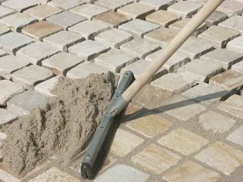 Укладка тротуарной плитки на отсев. Как уложить на 21